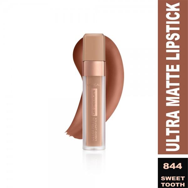 Loreal Inf Liquiduid Lip Choco 844 - 1Pc 479805-V001 by L'oreal