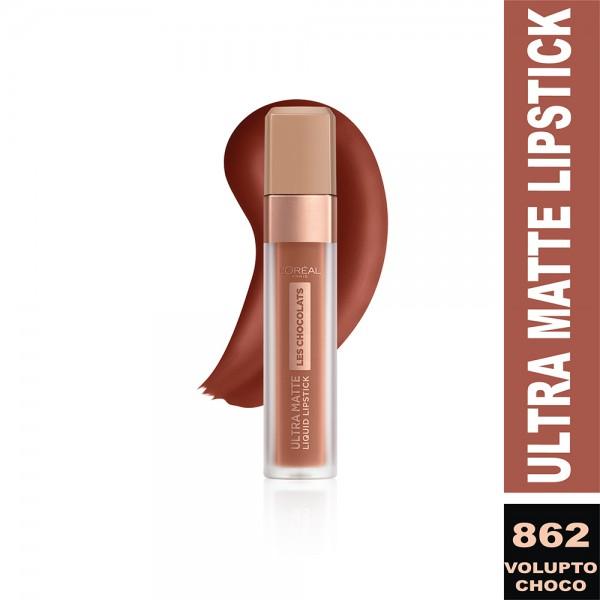 Loreal Inf Liquid Lip Choco 862 Volu - 1Pc 479808-V001 by L'oreal