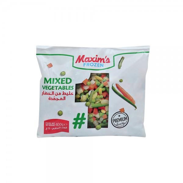 Maxim's Mixed Vegetables 400g 480073-V001 by Maxim's