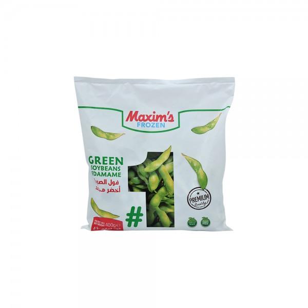 Maxim's Green Soybean Edamame 400g 480074-V001 by Maxim's