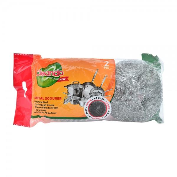 Cleando Metal Norust Scourer - 2Pc 481029-V001 by Cleando