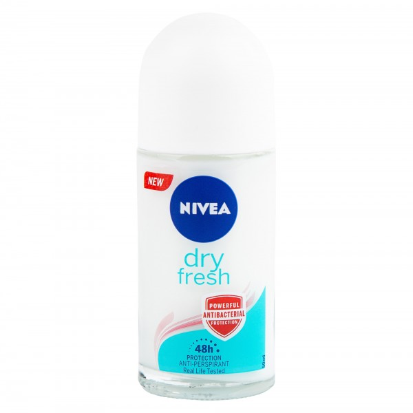 Nivea Roll On Dry Fresh For Her 50ml 481086-V001 by Nivea