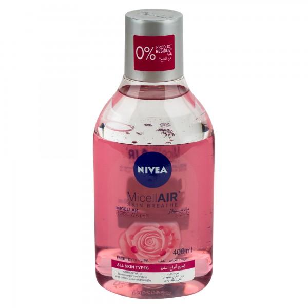 Nivea Micellar Rose Water 400ml 481088-V001 by Nivea