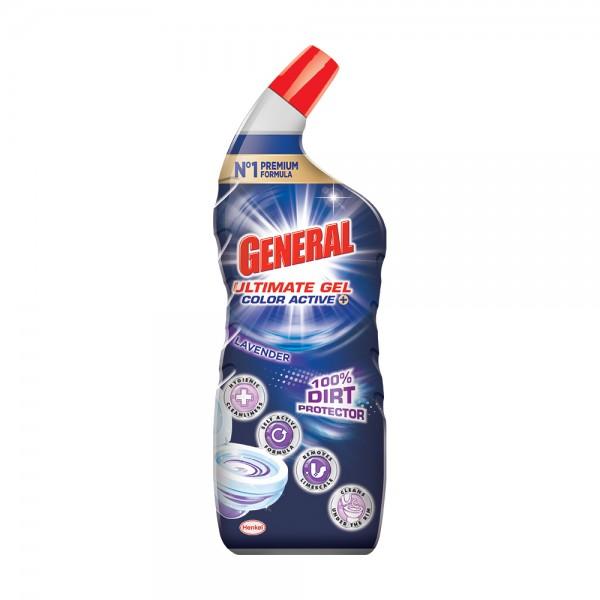 DER GENERAL 10x Effect Power Gel Lavender 750ml 481107-V001 by Der General