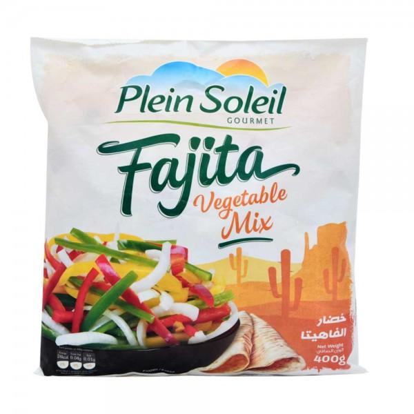 P.Soleil Fajita Vegetable Mix - 400G 481707-V001 by Plein Soleil