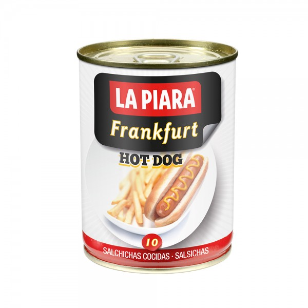 La Piara Frankfurt Hot Dog 350g 482389-V001 by La Piara