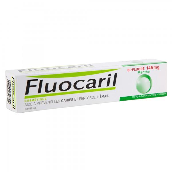 Fluocaril Toothpaste Menta 484227-V001 by Fluocaril