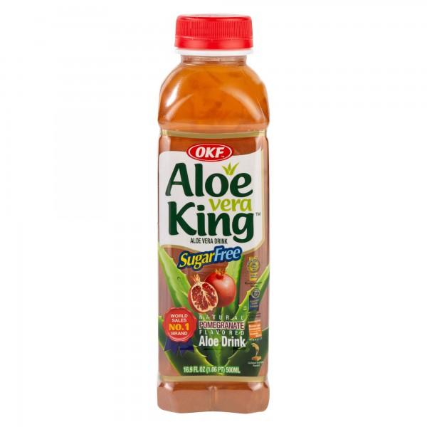 Okf Aloe Vera King Pomegranate Sf - 500Ml 484474-V001 by OKF