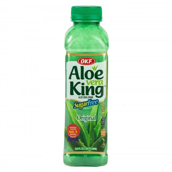 Okf Aloe Vera King Original Sf - 500Ml 484475-V001 by OKF