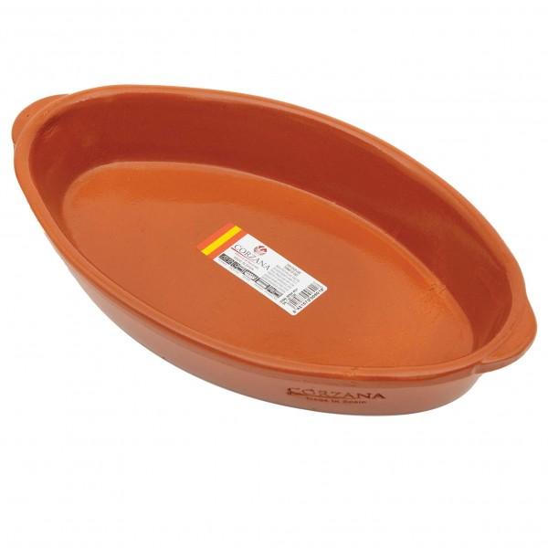 Corzana Oval Plate - 33X21 484533-V001 by Corzana