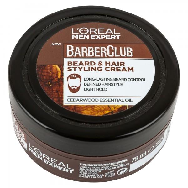 L'Oreal Men Expert Barberclub Pomade 75ml 484651-V001 by L'oreal