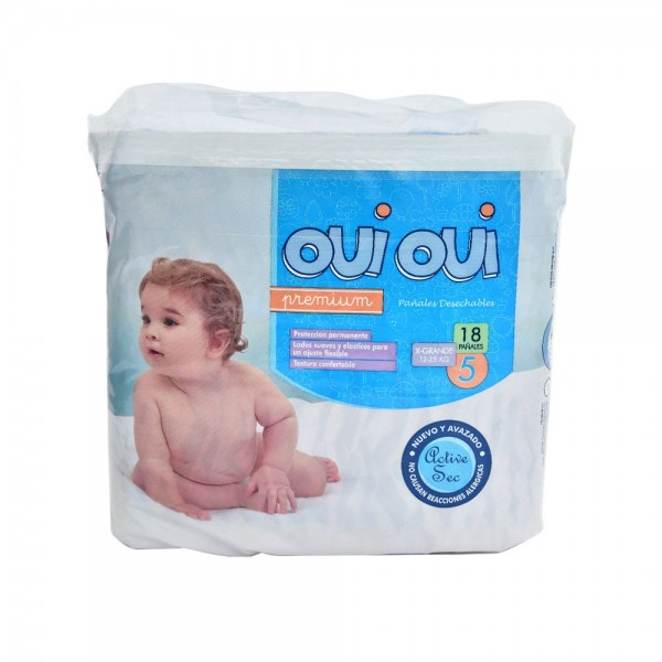 Oui-Oui Premium Mini 12-25Kg S5 484790-V001 by Oui Oui