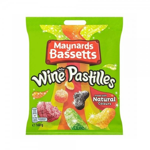 BASSETS WINE PASTILLES 484803-V001 by Maynards