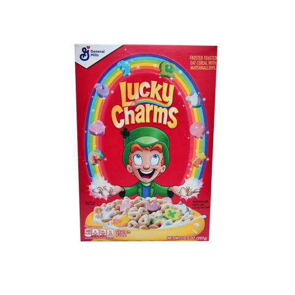 General Mills Lucky Charms 10.5oz 485456-V001 by General Mills
