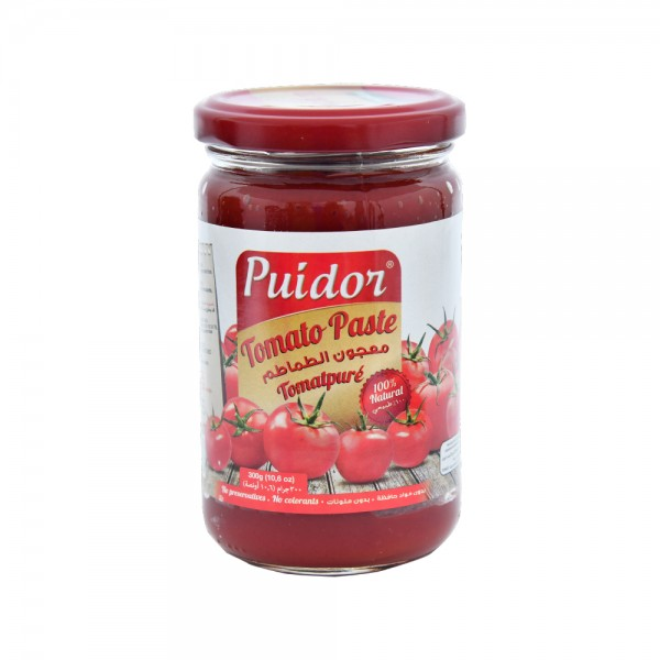 Puidor Tomato Paste 285G 485505-V001 by Puidor