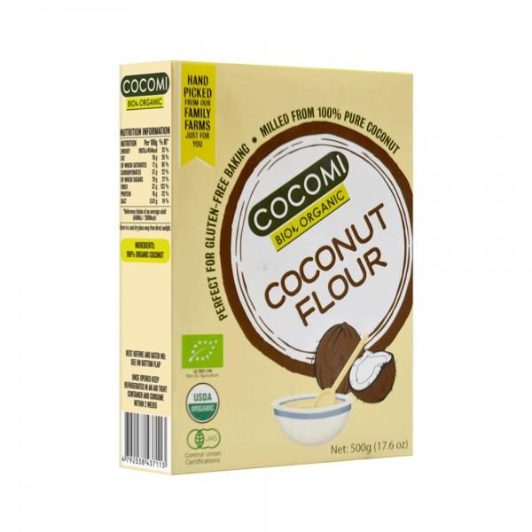 Cocomi Bio Organic Coconut Flour 500G 486314-V001 by Cocomi
