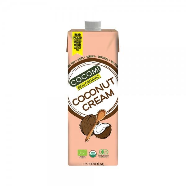 Cocomi Bio Coconut Cream - 1L 486318-V001 by Cocomi