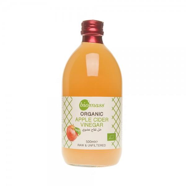 Biomass Organic Apple Cider Vinegar 486690-V001 by Biomass