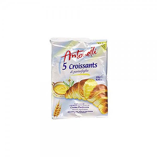 Antonelli Croissant With Custard Cream Filling 50G 486764-V001 by Antonelli