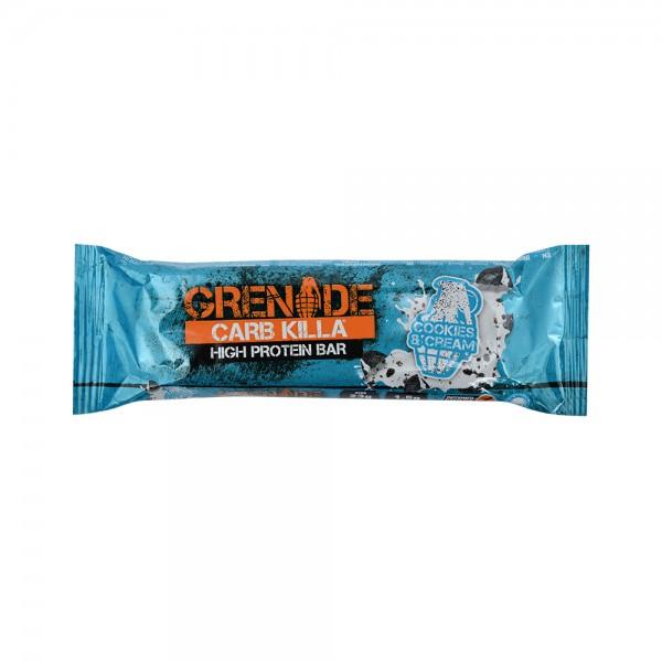 Grenade Carb Killa - Cookies & Cream 60G 487786-V001 by Grenade