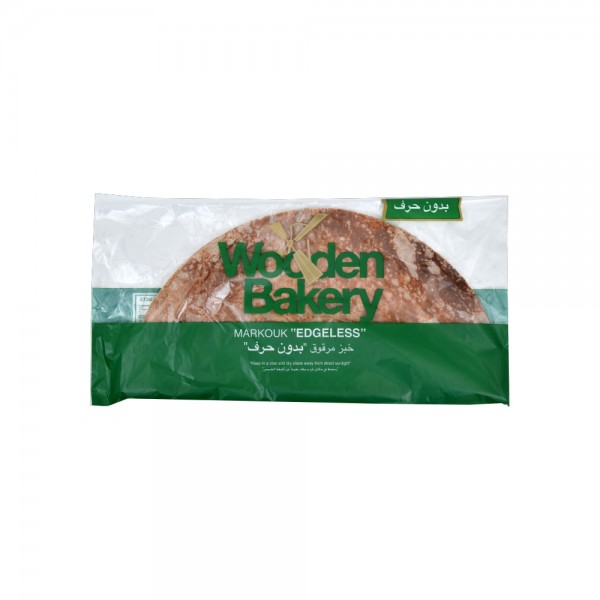 Wooden Bakery Markouk Without Edge 190g 488035-V001 by Wooden Bakery