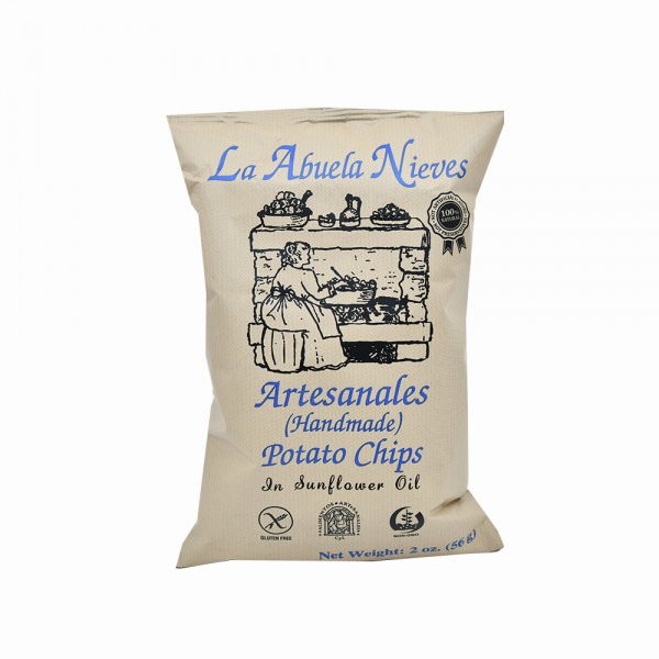 La Abuela Trad Potato Chip Classic Tm - 56G 488047-V001 by La Abuela Nieve