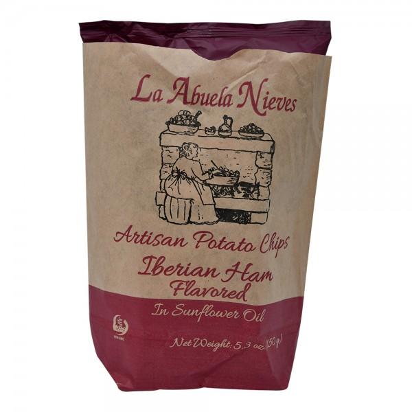 La Abuela Iberian Potato Chip Classic Tm 488048-V001 by La Abuela Nieve