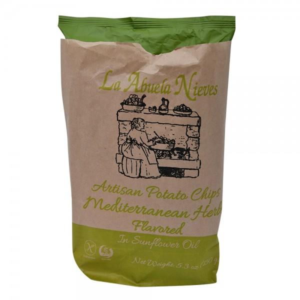 La Abuela Meditr Herbs Pot Chip Class Tm 488051-V001 by La Abuela Nieve