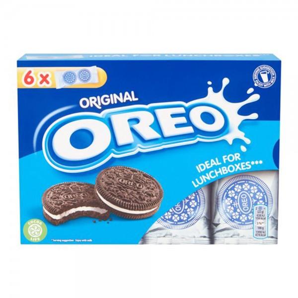 Oreo Vanilla Lunchbox 132G 488067-V001 by Nabisco