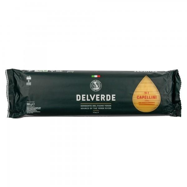 Delverde Capellini 500G 488560-V001 by Delverde