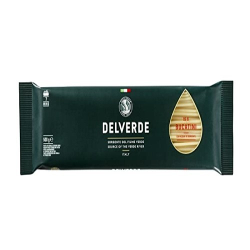 Delverde Bucatini Bronzo 500g 488565-V001 by Delverde