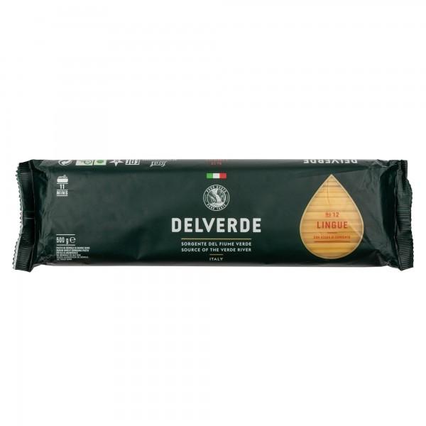 Delverde Linguine No.12 Pasta 500G 488568-V001 by Delverde