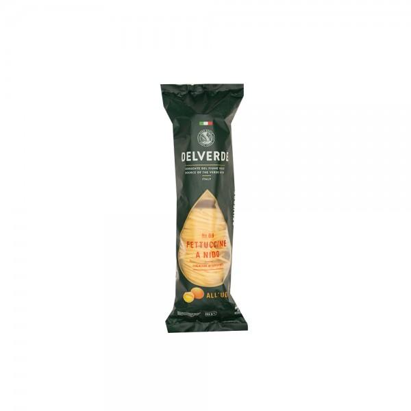 Delverde Fettuccine Uovo Nido  - 250G 488572-V001 by Delverde