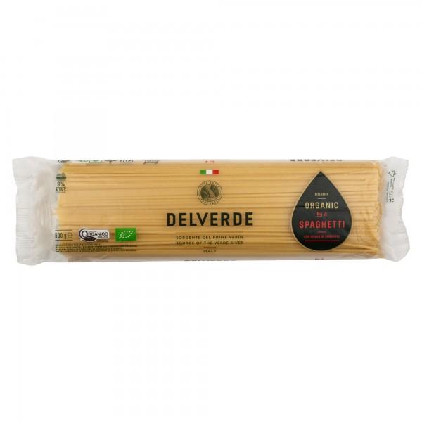 Delverde Spaghetti Bio 500G 488580-V001 by Delverde