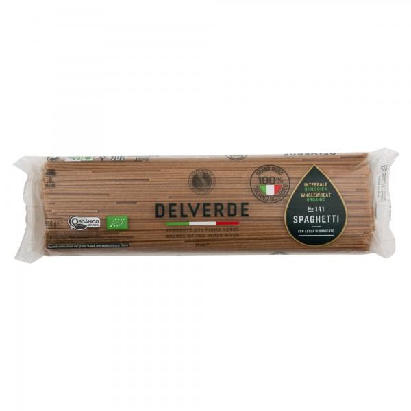 Delverde Spaghetti Integrali Bio 500G 488581-V001 by Delverde