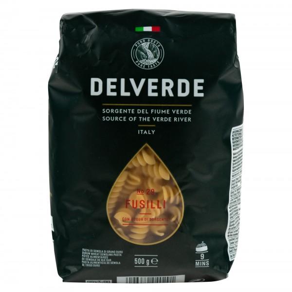 Delverde Fusilli Integrali Bio 500G 488582-V001 by Delverde
