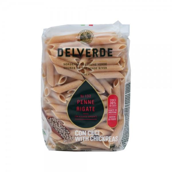 Delverde Penne Con Ceci  - 450G 488586-V001
