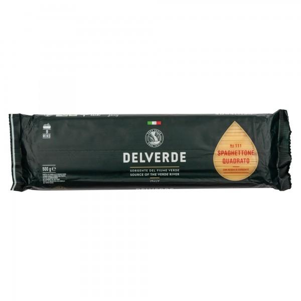 Spaghettone Quadrato 488590-V001 by Delverde