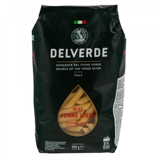 Delverde Penne Lisce Bronzo  - 500G 488593-V001 by Delverde