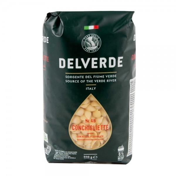 Delverde Conchigliette Piccole  - 500G 488597-V001 by Delverde