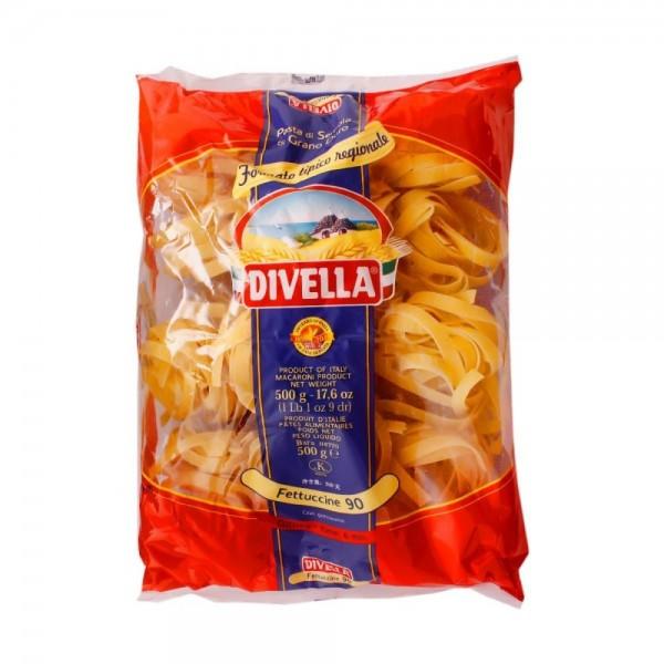 Divella Fettuccine N90 Special Price 500g 488738-V001 by Divella