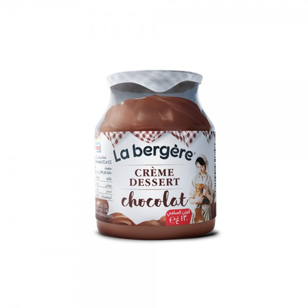 La Bergere Creme Dessert Chocolat 488854-V001 by La Bergere