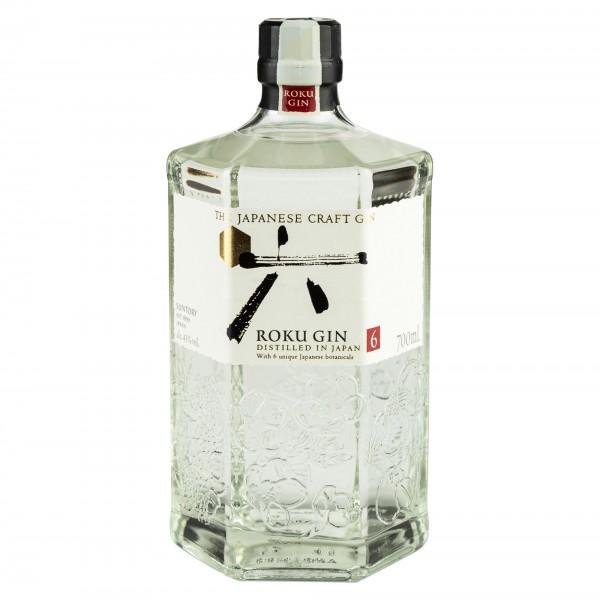Roku Japanese Craft Gin 70cl 489223-V001 by Roku Gin
