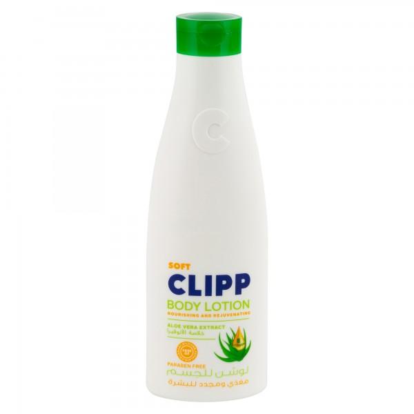 clipp Body Lotion Aloe Vera Extract 250ml 489245-V001 by Clipp