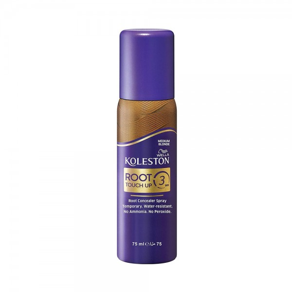 ROOT TOUCH SPRAY 7/0 MED BLOND 489511-V001 by Wella