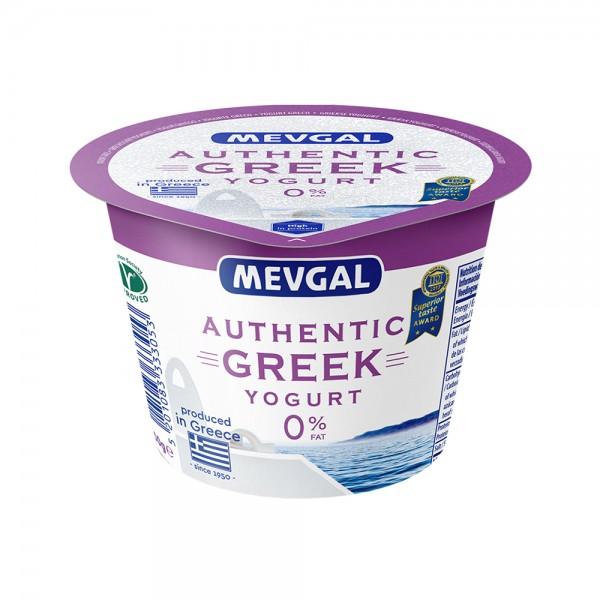 Mevgal Authentic Greek Yogurt 0 Fat 150g 489557-V001 by Mevgal