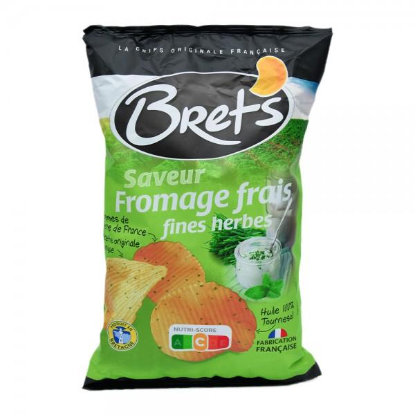 Brets Chips Sav From Frais Fine Herb - 125G 489704-V001 by Bret's