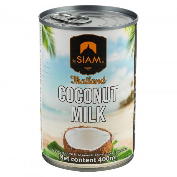 DeSiam Coconut Milk 400ml 489758-V001 by deSiam