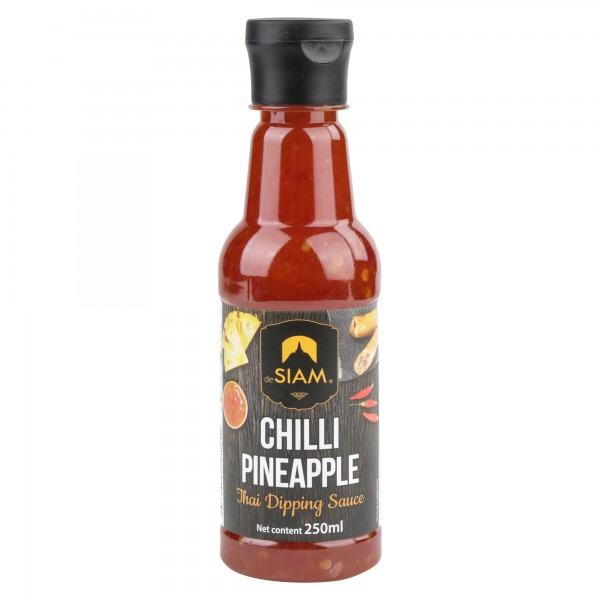 DeSiam Pineapple & Sweet Chili Sauce 250G 489823-V001 by deSiam