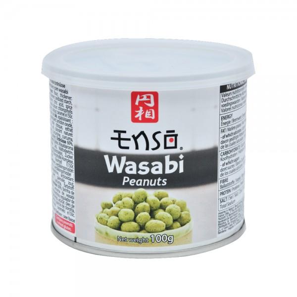 Enso Wasabi Peanuts 100g 489834-V001 by Enso